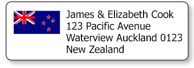 nz flag return address labels